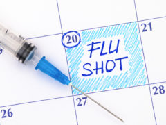 Below is a list of ingredients you might find in a flu vaccine.