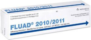 Fluad High-Dose Vaccine for Influenza