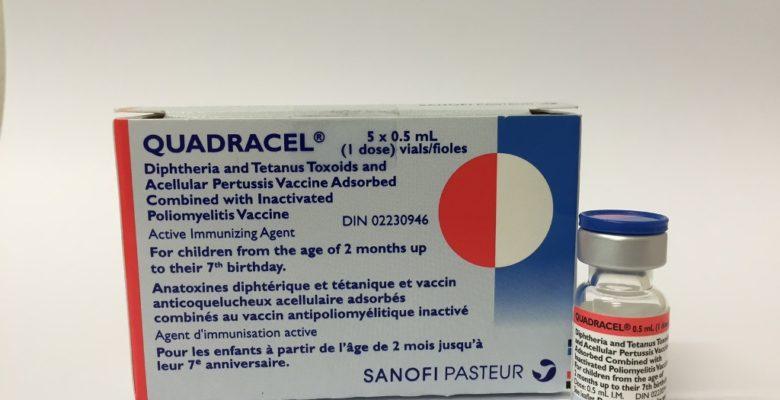 Quadracel DTaP-IPV Vaccine
