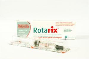 Rotarix Rotavirus Vaccine