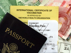 Traveler Measles Vaccine Information