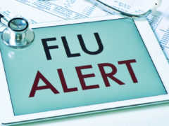 2017-2017 Flu Season Show Signs of Slowing Down